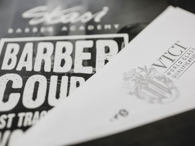 barber courses london