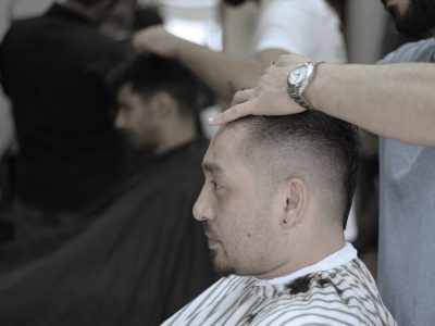 Barbering courses london