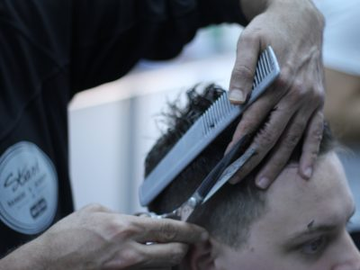 Barber courses , Barbershop experience