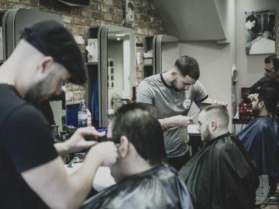 Barbershop, Barbers
