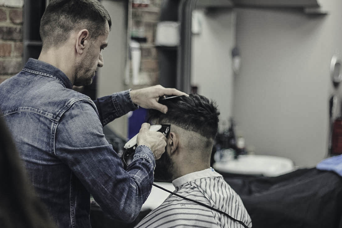 Come and enjoy a free haircut by our fully supervised trainee barbers contact us for more info